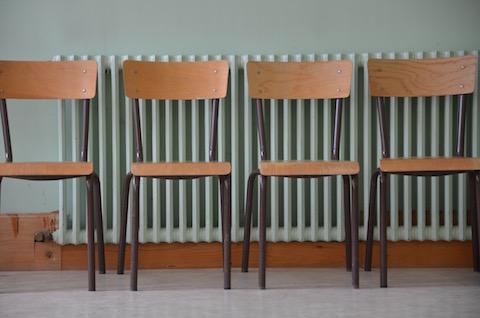chaises-vides